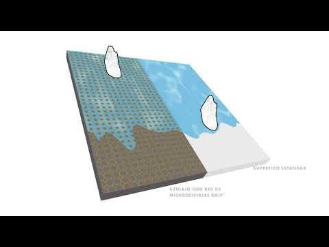 GRIP +, la pieza cerámica innovadora para una mayor resistencia al deslizamiento