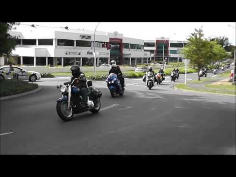 Waikato Branch, Ulysses Club of NZ Annual Charity Ride