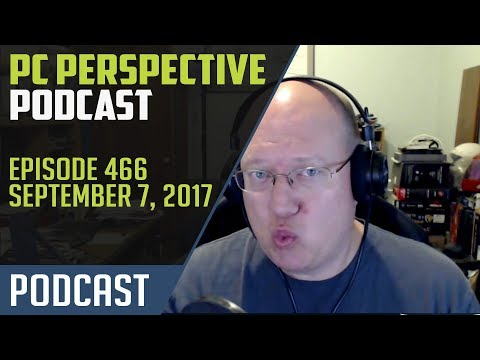 Podcast #466 - ECS Z270, Clutch Chairz, AMD market share, Lenovo Yoga, and more!