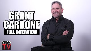 Grant Cardone on 5 Steps to Becoming Millionaire, $2B in Property, NOT Buying Home (Full Interview)