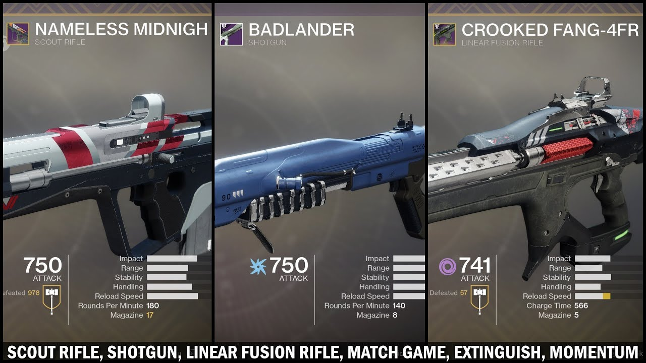 Viewer Loadout: Solo Nightfall w| Scout Rifle, Shotgun