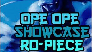 Ope Ope Showcase Ro-piece   ROBLOX