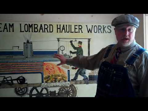 How a Lombard Steam Log Hauler Works