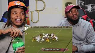 BIGGEST FOOTBALL HITS EVER! (REACTION)