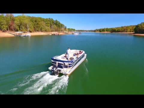 Lake Hartwell, Georgia