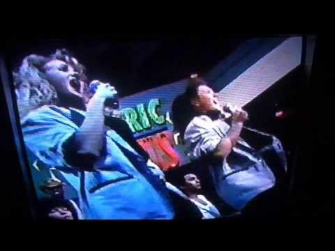 Never But Always  Electric Circus  MuchMusic 1989