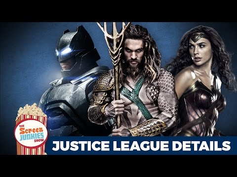New Justice League Details - What Do They Mean?