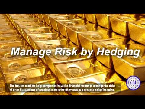 Precious Metals Markets and Finance: Part 3-Hedging and Futures