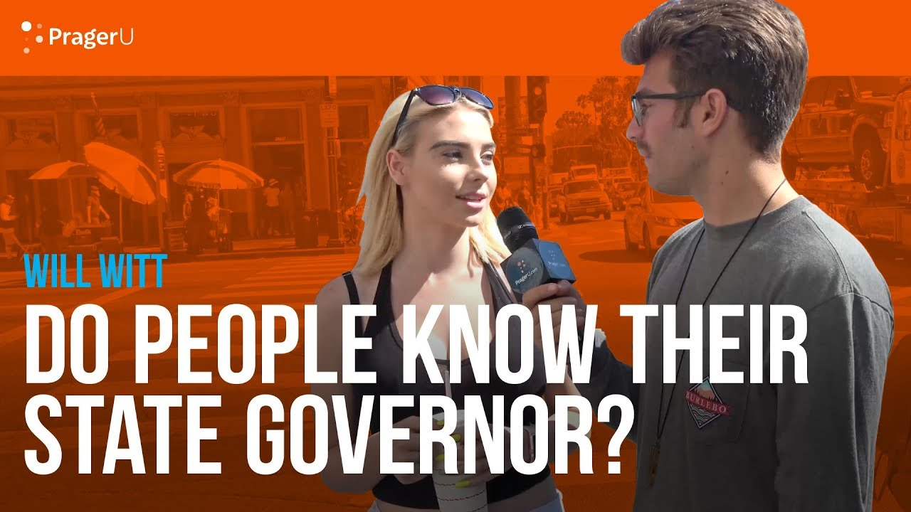 Do People Know Their State Governor?
