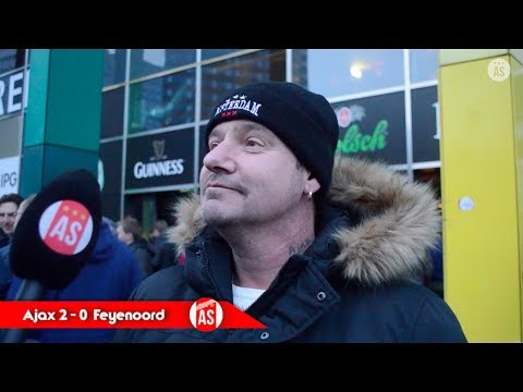 'Nico is een echte Argentijnse slager!'  Ajax - Feyenoord (2-0) AS FanTV