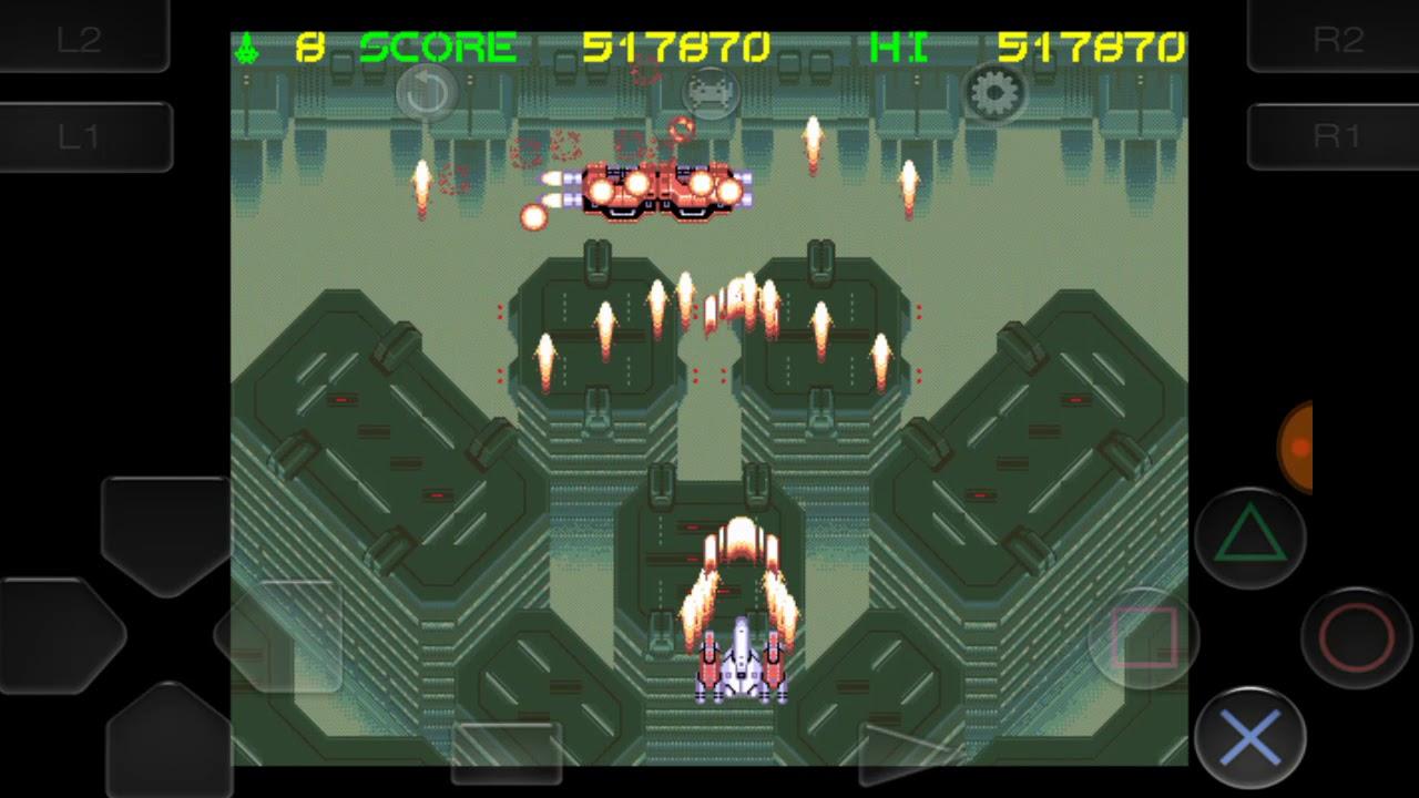 (RetroArch) Rude Breaker (PC98) - Stage 4 (Danger City)