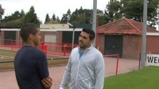Conversando ConUnVinotinto con Roberto Rosales Parte 1 y 2
