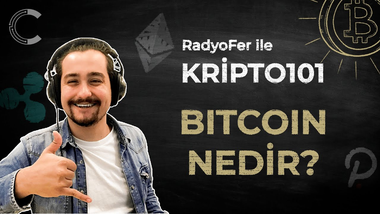 Kripto101 Bitcoin Nedir Youtube