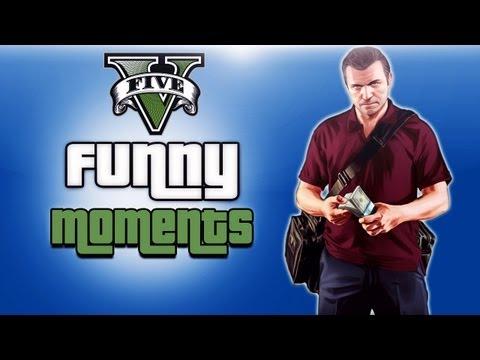 GTA 5 Funny Moments Ep. 5 (Naked...
