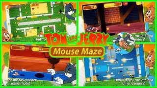 Tom & Jerry: Mouse Maze - Android Gameplay