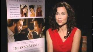 "Minnie Driver Best Supp.Actress ~ Genie Award ""Barney"
