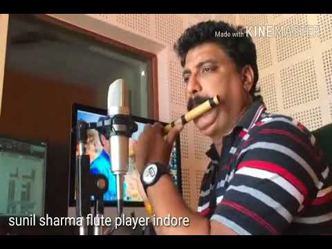 Dhadak Title Song | Ringtone & Caller Tune | Flute Instrumental | Sunil Sharma Indore