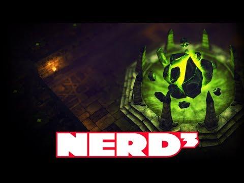 Nerd³ Recommends War for the Overworld - Dungeon Keeper 3
