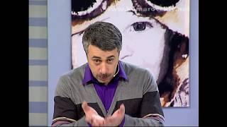 Диета при ацетоне - Доктор Комаровский