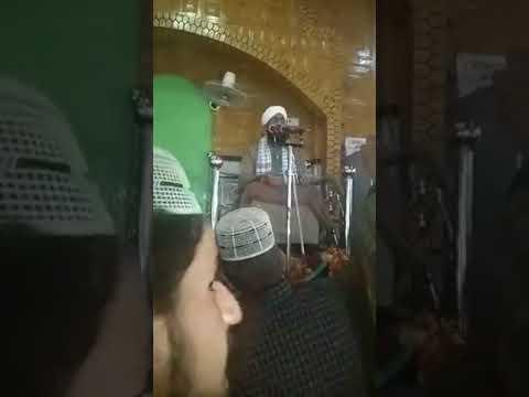 Dawoodi sahab (TSA Jamai masjid Heffkuri shopian)