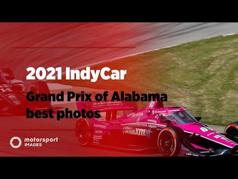 2021 IndyCar Grand Prix of Alabama best photos