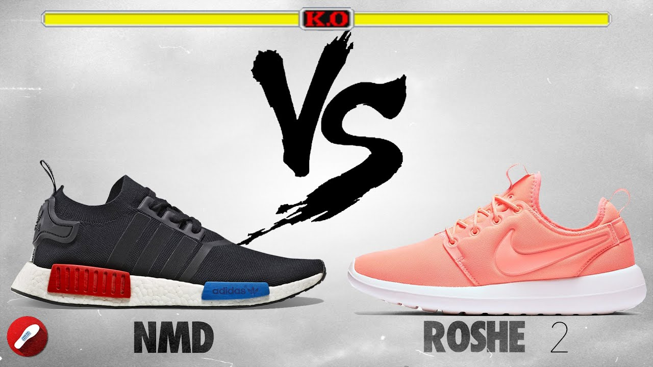 adidas shoes vs nike