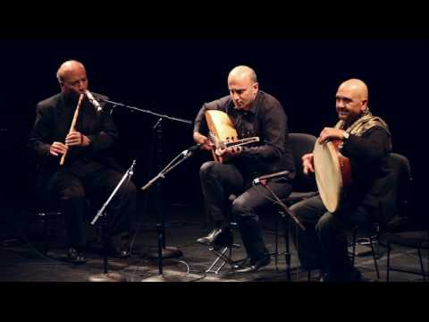 Music of the Arab World and Turkey
