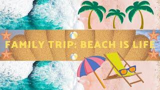 Travel: Family Trip