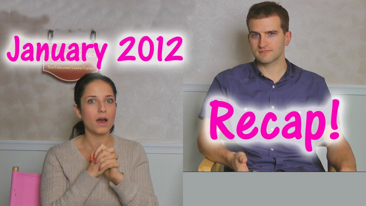 January 2013 Recap with Laura & Joe Vitale! - YouTube