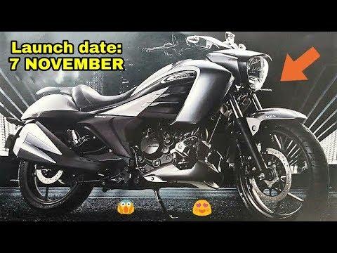UPCOMING Suzuki Intruder 150cc | Price | Features | Mileage ! ! !