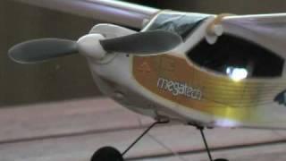 Megatech Night Flyer RC Airplane