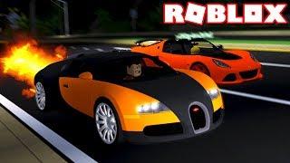 LE BUGATTI EST le CAR LE plus rapide en ULTIMATE DRIVING! (Roblox)