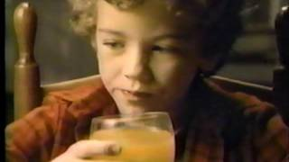 Tang Commercial, Danny Masterson, 1985