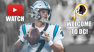 Kyle Allen Panthers Career Highlights || Welcome To DC || ᴴᴰ