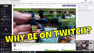 WHY YOU SHOULD BE ON TWITCH! What Is Twitch Anyway?