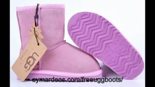 Free ugg boots for First 10