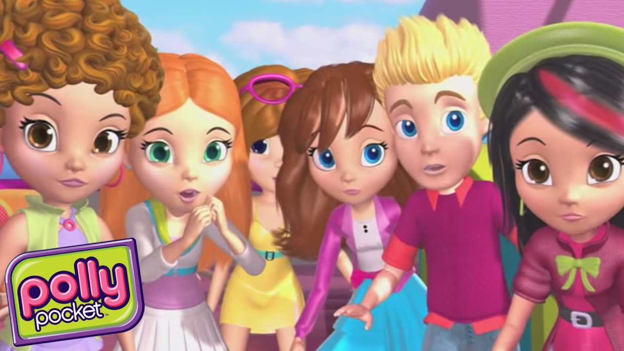 Polly Pocket   Message In A Battle - YouTube