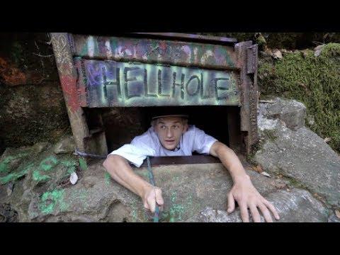 MY BIGGEST FEAR (exploring the Hell Hole)