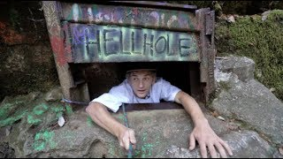 MY BIGGEST FEAR (exploring the Hell Hole) | Garrett Ginner