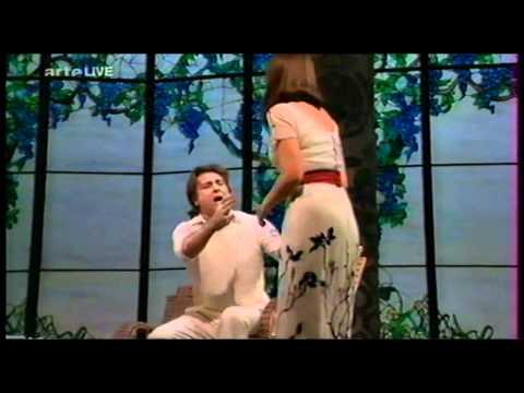 La rondine - Angela Gheorghiu & Roberto Alagna - Act 3, final (Opera by Giacomo Puccini)