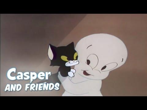 Casper Classics   Frightday The 13th / Off Mice And Menace   Casper The Ghost Full Episode
