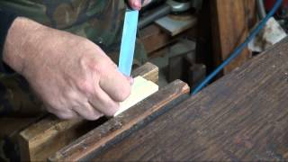 Pattern Punches For Adding Patterns And Texture To Woodworking Projects