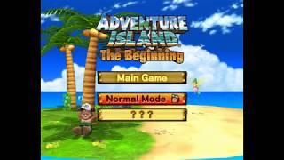 Adventure Island The Beginning Wii All Worlds 60fps