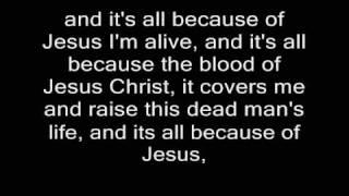 All because of Jesus~Casting Crowns (lyrics!)