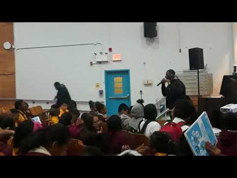 Madiba Prep Middle School Financial Literacy Assembly