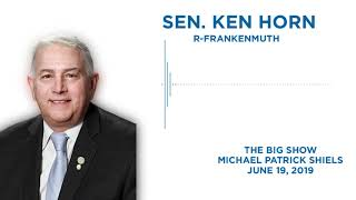 Sen. Horn joins The Big Show to discuss manufacturing development