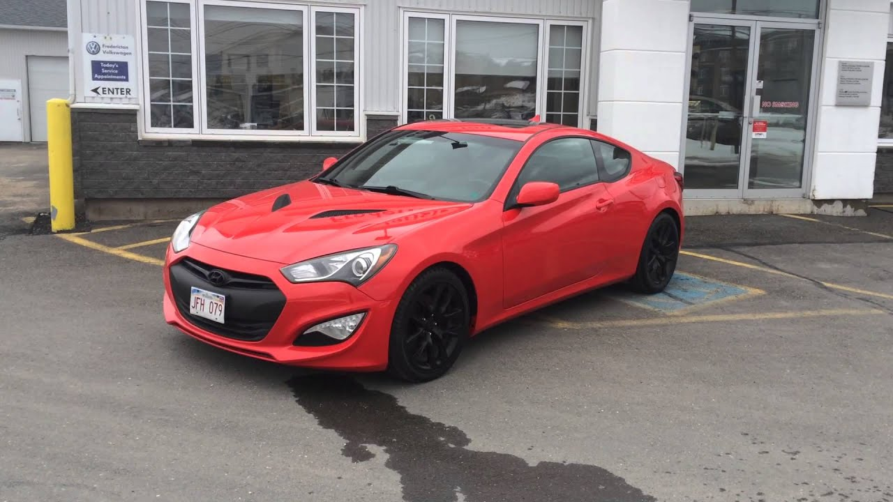 2013 hyundai genesis coupe 2 0t with 6 speed manual. Black Bedroom Furniture Sets. Home Design Ideas