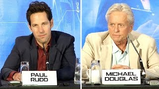 Ant-Man 2 & Marvel Civil War - Ant-Man Cast Interview