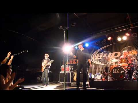 Eric Paslay - Satisfaction (live)