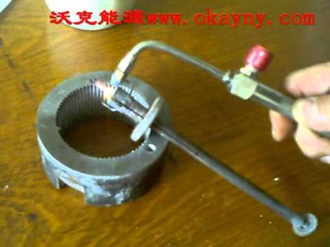 okay energy hho oxyhydrogen for fishhook welding
